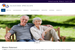 Glaucoma Specialists