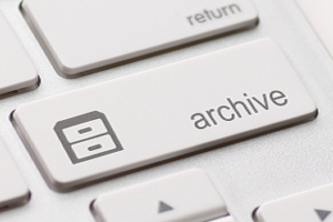 Built-In Email Archiving